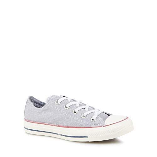 Converse Womens Pale Grey Canvas