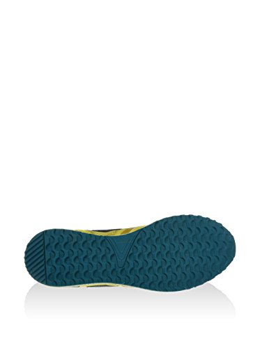 Lotto Sport Record Vii, Baskets Basses Homme citronier
