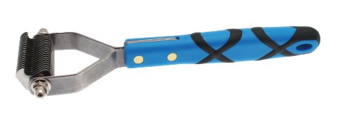 Groom ProfessionalCoat King Pet Grooming Stripping Rakes - Extra Fine 20 Tooth 1