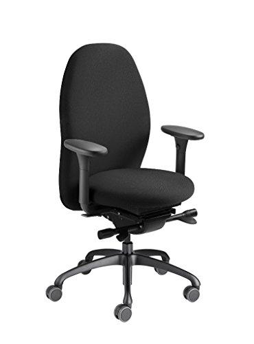 Löffler Tango 2350, Bürostuhl ergonomischer Drehstuhl 3D-Sitztechnologie ErgoTop