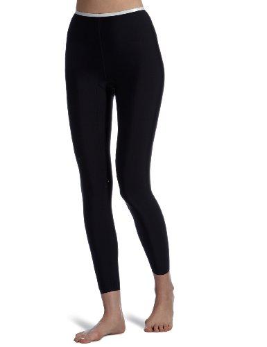 Triumph Damen Lange Unterhose, Sleek Sensation Leggings , Gr. 42 (XL), Schwarz (BLACK (04)) Sleek Slip