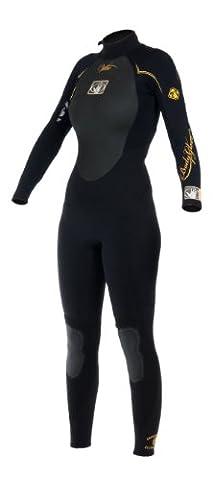 Body Glove Women's Vibe 5mm Wetsuit - Black, Size 11/12