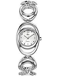 GO Girl Only Damen-Armbanduhr Analog Quarz Metall 693694