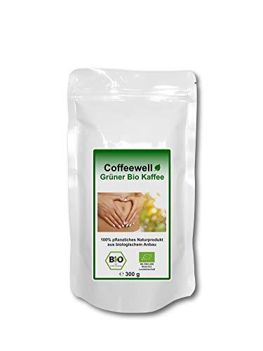 Grüner Bio Kaffee 300g