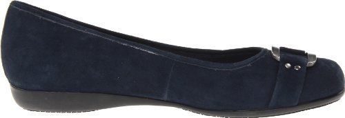 Trotters Women's Sizzle Flat,Dark Blue,10 N US Dark Blue