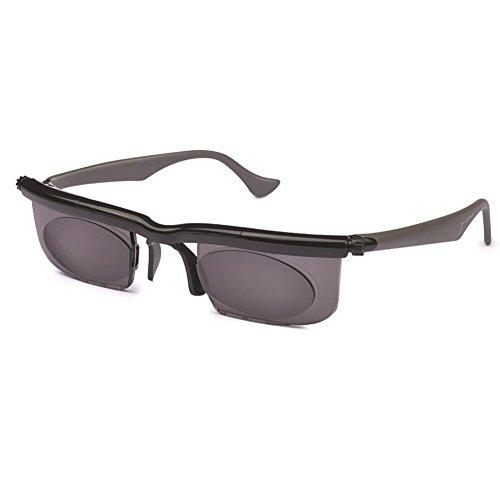 HC Handel 936132 Adlens-Brille John Lennon Sonnenbrille für jede Gläser-Stärke von - 6 bis + 3...