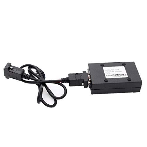 Rib-Schnittstelle Programmier Box Kit und DB 9-Pin-Kabel Zweiwegradio Walkie Talkie Ersatz für Motorola Pc Programmier-kabel