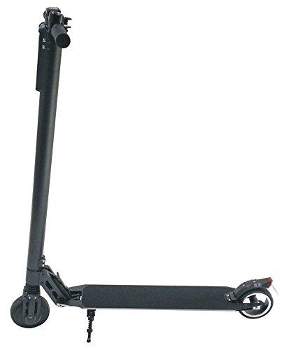 E-Scooter Klappbar - Roller - Scooter - Elektroroller - Reichweite bis zu 15km 24 km/h Schwarz