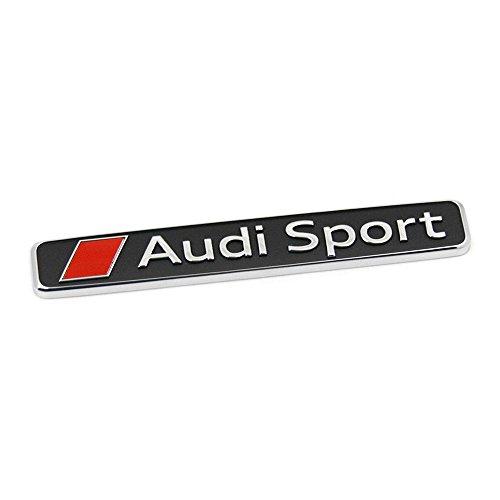 4S0853737D2ZZ Sport Schriftzug Exterieur Emblem Logo Zeichen chrom