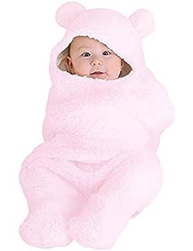 Neugeborenes Baby Wickeln Swaddle Schlafsäcke Wrap Decke Wickel Einschlagdecke