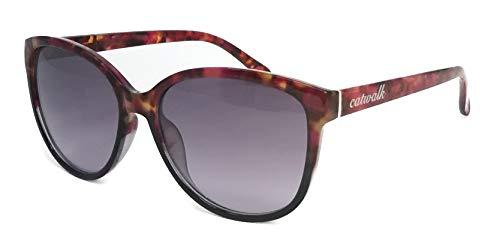 Catwalk Cateye Sonnenbrille/Vintage Sonnenbrille für Damen F2506189