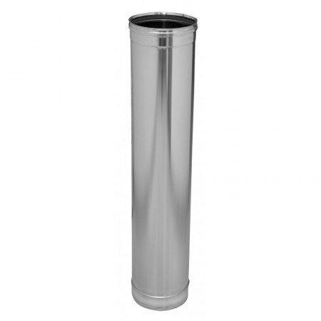 Tube galvanisé sans clé Taille 100 marque Practic - 100 cm long