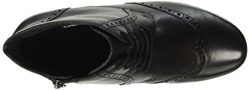 Caprice 25101, Bottes Classiques femme Noir (BLACK 1)