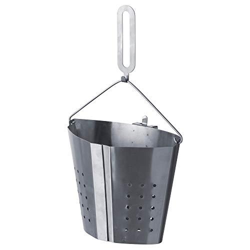 IKEA 501.523.45 Stabil Kocheinsatz, Edelstahl