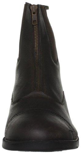 Aquacat Stiefel, mit Reißverschluss an der Vorderseite Braun