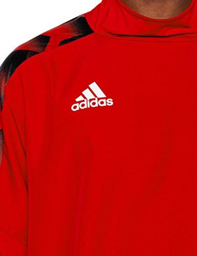 adidas Herren Tanc Wov Piste Trainingsanzug, Rot (Red / Rojo 40) Red