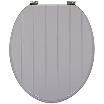 Bemis Chicago Toilet Seat Whisper Grey Amazon Co Uk