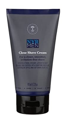 Neal's Yard Remedies NYR Men Close Shave Cream 140ml