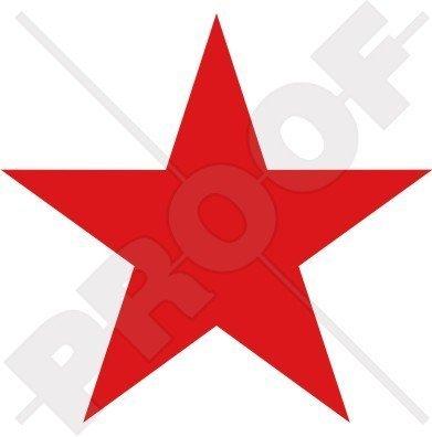 RUSSLAND Russische Luftwaffe USSR Sowjetische WWII Roter Stern Flugzeug Rondelle 100mm Auto & Motorrad Aufkleber, Vinyl Sticker (Wwii Luftwaffe)