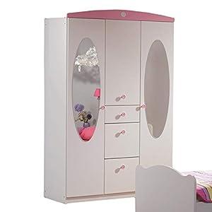 Kleiderschrank Kinderzimmer Mädchen | Deine-Wohnideen.de