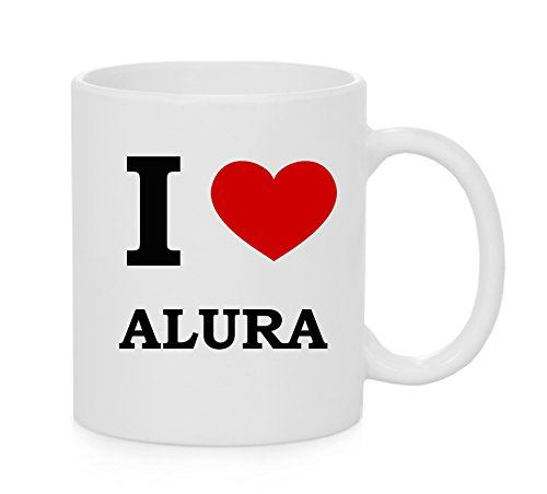 I herz Golfhandschuh Alura (Love) Offizielles Tasse