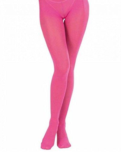 Pinke Strumpfhose als Kostüm-Accessoires für Bad-Taste & 80s Mottopartys