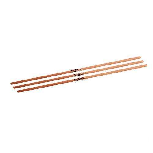 Besenstiele, Holz, 1,2m x 2,4cm, geeignet für größere Besenköpfe, 50 Stück