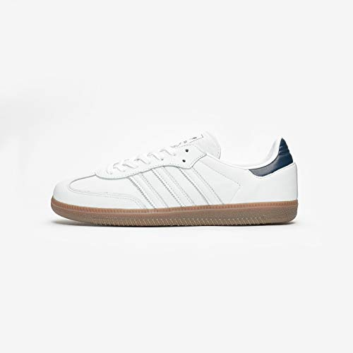 adidas Jungen Samba Og Fitnessschuhe, Weiß (Ftwbla/Maruni/Gum5 000), 38 EU