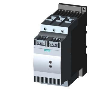 SIEMENS SIRIUS - ARRANCADOR TAMAñO S3 80A 45KW 400V CONEXION TORNILLO