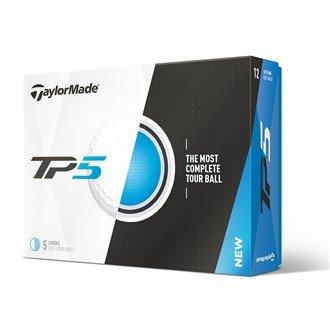 TaylorMade TP5 Bolas Golf