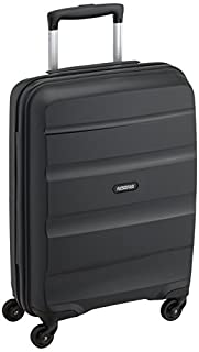 American Tourister Bon Air - Spinner, 55 cm, 31.5 liters, Bagage Cabine, Noir (Black) (B00K6VQ0UM) | Amazon Products
