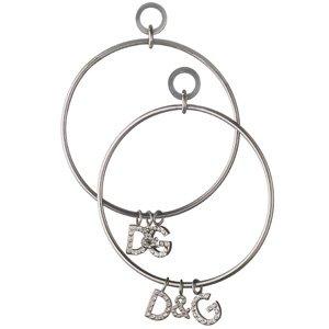 Dolce Gabbana - Boucles d'oreilles