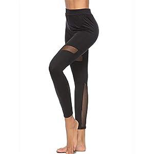HHXWU Hosen, Enge Hosen, Sporthosen, Damenhosen, Yogahosen
