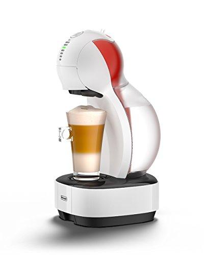 DeLonghi EDG 355 Nescafé Dolce Gusto Colors, W1 Kaffemaschine (1500 W, 0,8 l, automatisch) weiß