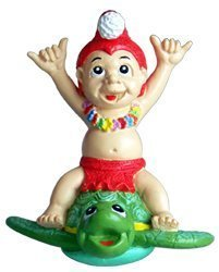 Menehune-Riding-Turtle-Ornament-3-by-KC-Hawaii