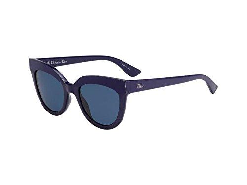 Dior Damen DIORSOFT1 KU PZB Sonnenbrille, Blau Bluette Avio, 51