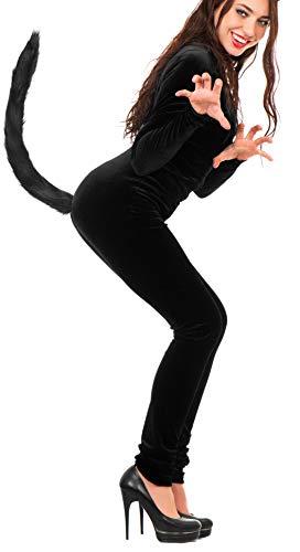 Balinco Cat Woman Katzenschwanz für Damen / Frauen und Mädchen zum ()