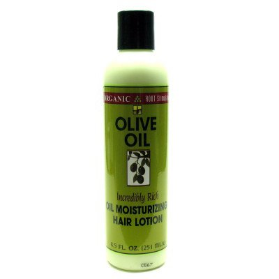 Organic Root Stimulator Olive Lotion capillaire Huile 250 ml (pack de 2)