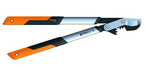 Fiskars PowerGear X Schwarz/Orange