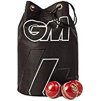 Gunn & Moore 2020 - Bolsa de críquet Unisex (Talla única), Color Blanco y Negro