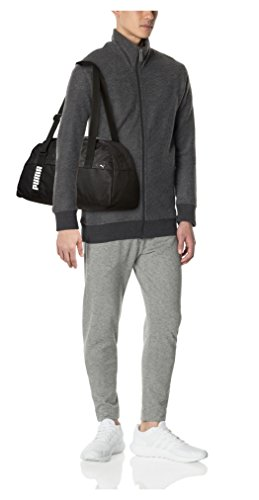 Puma Core Active Sports, Borsa da Palestra Unisex, Viola Scuro, Taglia Unica Nero/Graphic