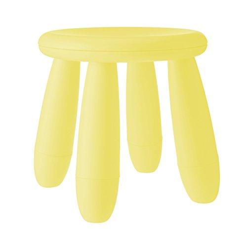 buona reputazione le più votate più recenti vendite all'ingrosso I E K A Sweden Ikea Mammut - Sgabello per Bambini, Colore: Giallo