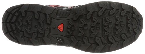 Salomon X Ultra 3 Gtx W, Chaussures d'Escalade Femme Multicolore (Magnet/black/mineral Red)