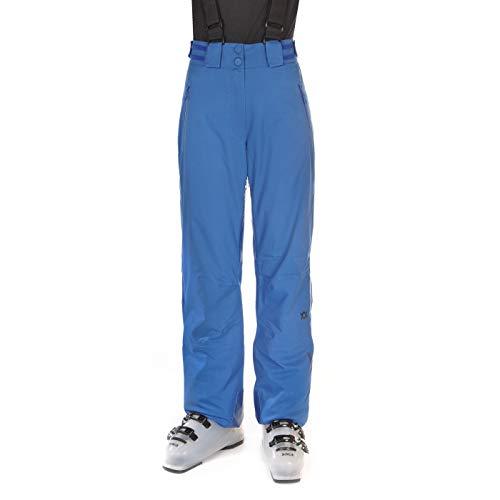 Völkl Damen Funktions Ski Hose Team L Pants Full-Zip True Blue 70022110 Größe 3XL Team Full Zip Pant