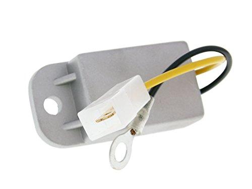 Regolatore / raddrizzatore da 6 V