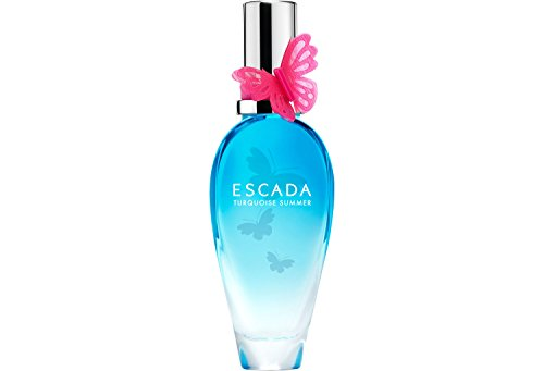 Escada Turquoise Summer Woman Eau De Toilette Spray 50 ml