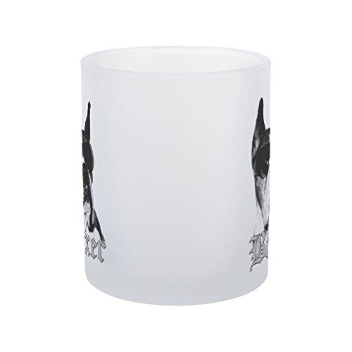 Funny Geschenke für Mama Inspirierende Kaffee Tasse Keramik Boxer gefrostet weiß Classic Tasse...