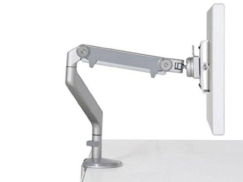 Humanscale Monitorarm, Silber, 68 x 10 x 47 cm -