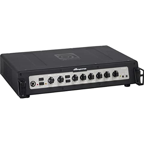 AMP Bass Head AMPEG PF-800 MOSFET 800W PREAMP TESTA