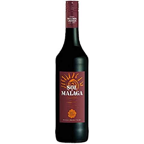 Sol de Málaga - Vino Dulce Natural Moscatel & Pedro Ximénez 75cl 15%